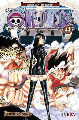 One Piece (Rústica con sobrecubierta) #44