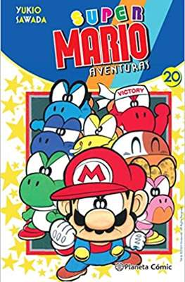 Super Mario Aventuras (Rústica con sobrecubierta) #20