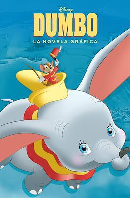 Dumbo. La novela gráfica (Cartoné 48 pp) #