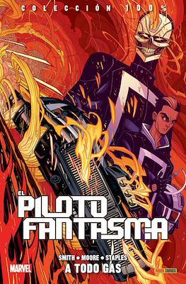 El Piloto Fantasma. Colección 100% (Rústica 112-152 pp) #1