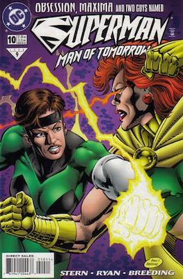 Superman The Man of Tomorrow Vol. 1 (Comic Book) #10