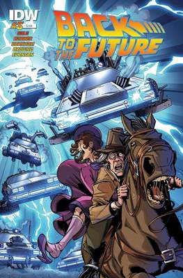 Back to the Future (Comic-book) #5