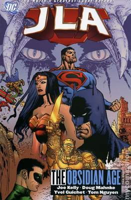 JLA Vol. 1 (1997-2006 Variant Cover) #11