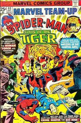 Marvel Team-Up Vol. 1 (Comic-Book) #40