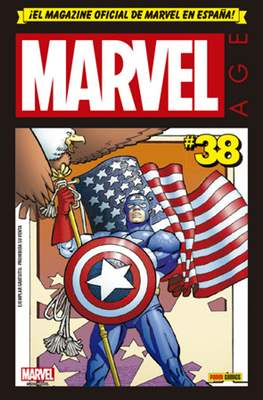 Marvel Age (2016-) (Grapa) #38
