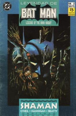 Leyendas de Batman. Legends of the Dark Knight #2