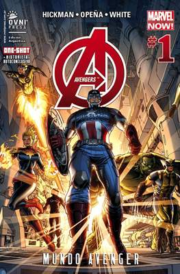 Avengers: Marvel Now! (Rústica) #1