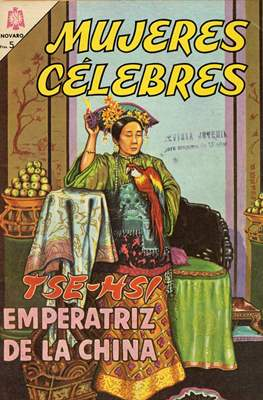 Mujeres célebres #47