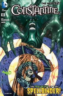 Constantine (2013-2015) (Comic-book) #13