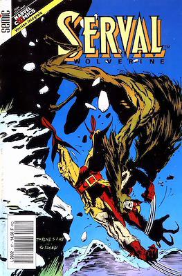 Serval / Wolverine Vol. 1 (Agrafé) #17