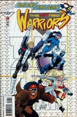 The New Warriors (Comic-Book) #49