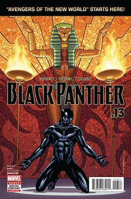 Black Panther Vol. 6 (2016-2018) (Comic Book) #13