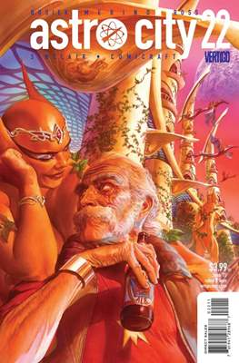 Astro City (Comic Book) #22