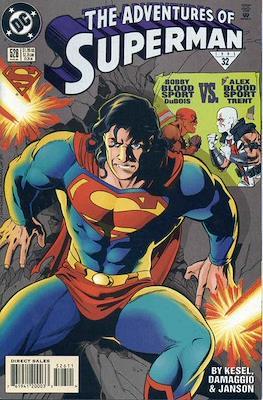 Superman Vol. 1 / Adventures of Superman Vol. 1 (1939-2011) (Comic Book) #526