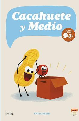 Cacahuete y Medio (Cartoné 40 pp)