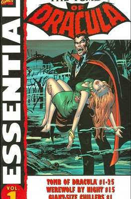Essential Tomb of Dracula #1