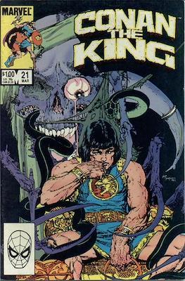 King Conan / Conan the King (Grapa, 48 págs.) #21