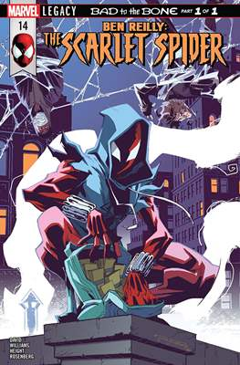 Ben Reilly: The Scarlet Spider (Comic-book) #14