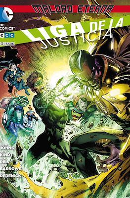 Liga de la Justicia (Grapa) #3