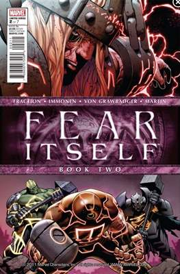 Fear Itself (Comic-Book) #2