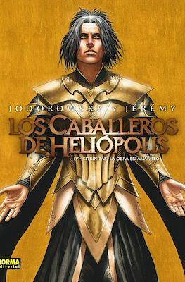 Los Caballeros de Heliópolis (Cartoné 56-64 pp) #4
