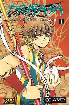 Tsubasa World Chronicle - Nirai Kanai (Rústica) #1