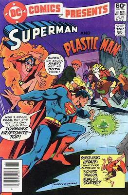 DC Comics Presents: Superman (Grapa) #39