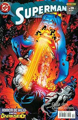 Superman. 1ª série (Grapa) #20