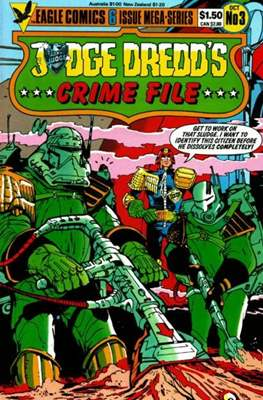 Judge Dredd's Crime File (Comic Book 32 pp) #3