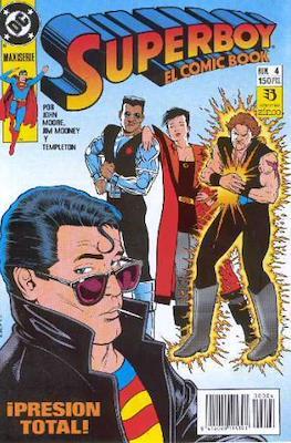 Superboy. El comic book (Grapa) #4
