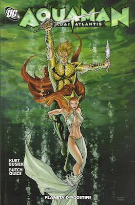 Aquaman. La espada de Atlantis