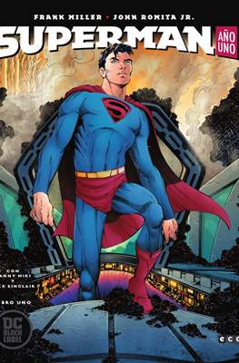 Superman Año Uno - DC Black Label #1