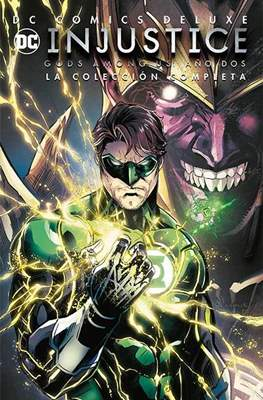 Injustice Gods Among Us - DC Comics Deluxe #2