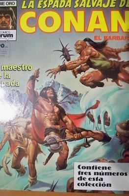 La Espada Salvaje de Conan - Álbum especial #9