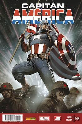 Capitán América Vol. 8 (2011-) (Grapa) #48