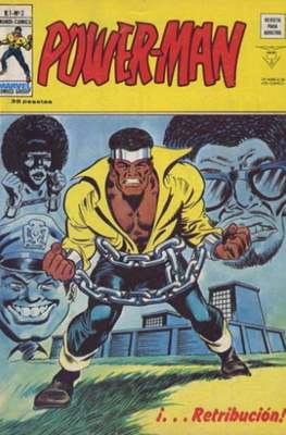 Power Man Vol. 1 #2