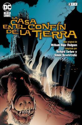 La casa en el confín de la Tierra - DC Black Label (Cartoné 96 pp) #