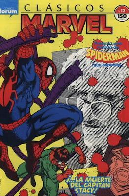 Clásicos Marvel (1988-1991) (Grapa.) #12