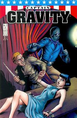 Captain Gravity (Comic Book 36 pp) #2