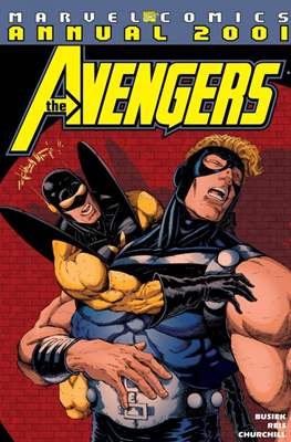 The Avengers Annual Vol.3 (1998-2001) (Grapa) #4