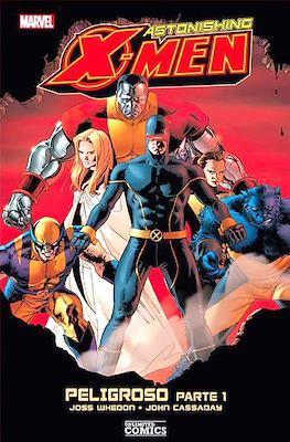 Astonishing X-Men: Peligroso (Grapa) #1