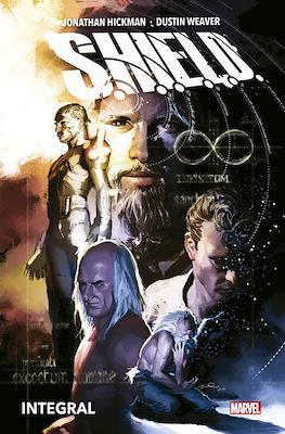 S.H.I.E.L.D. de Jonathan Hickman y Dustin Weaver. Marvel Omnibus (Cartoné 392 pp) #