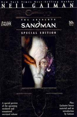 The Absolute Sandman Special Edition