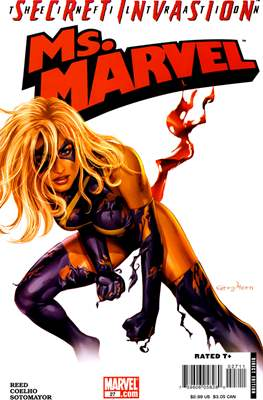 Ms. Marvel (Vol. 2 2006-2010) #27