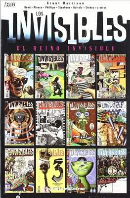Los Invisibles Vol. 3 . El Reino Invisible