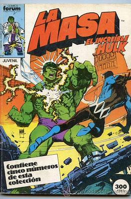 La Masa. El Increíble Hulk (Retapado 1ª Etapa. 180 páginas) #7