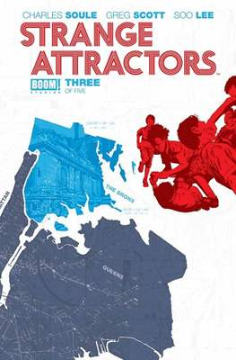 Strange Attractors (Comic Book) #3