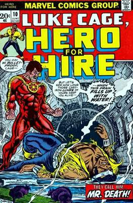 Hero for Hire/Power Man Vol.1 (1972-1978) (Grapa, 32 págs.) #10