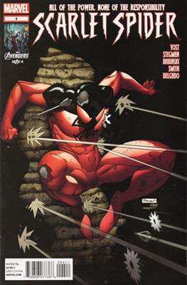 Scarlet Spider (Vol. 2 2012-2014) (Comic-book) #4