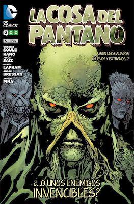 La Cosa del Pantano. Nuevo Universo DC (Rústica) #5